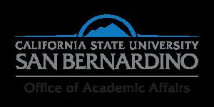 California State University, San Bernardino - Office of Academic Affairs