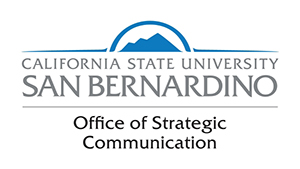 CSUSB office of strategic Planning Logo
