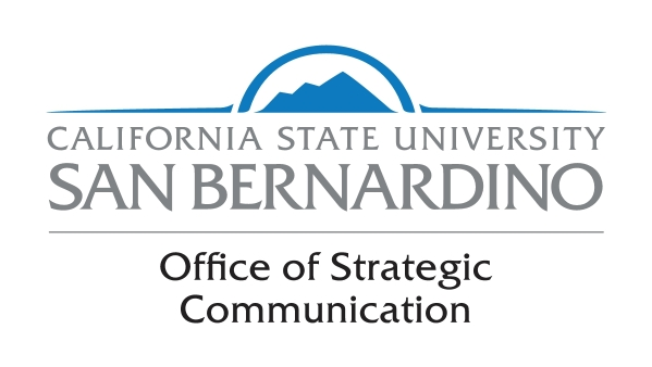 CSUSB office of strategic Planning Logo