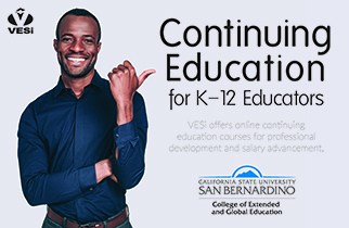 Continuing Education for K-12 Educators