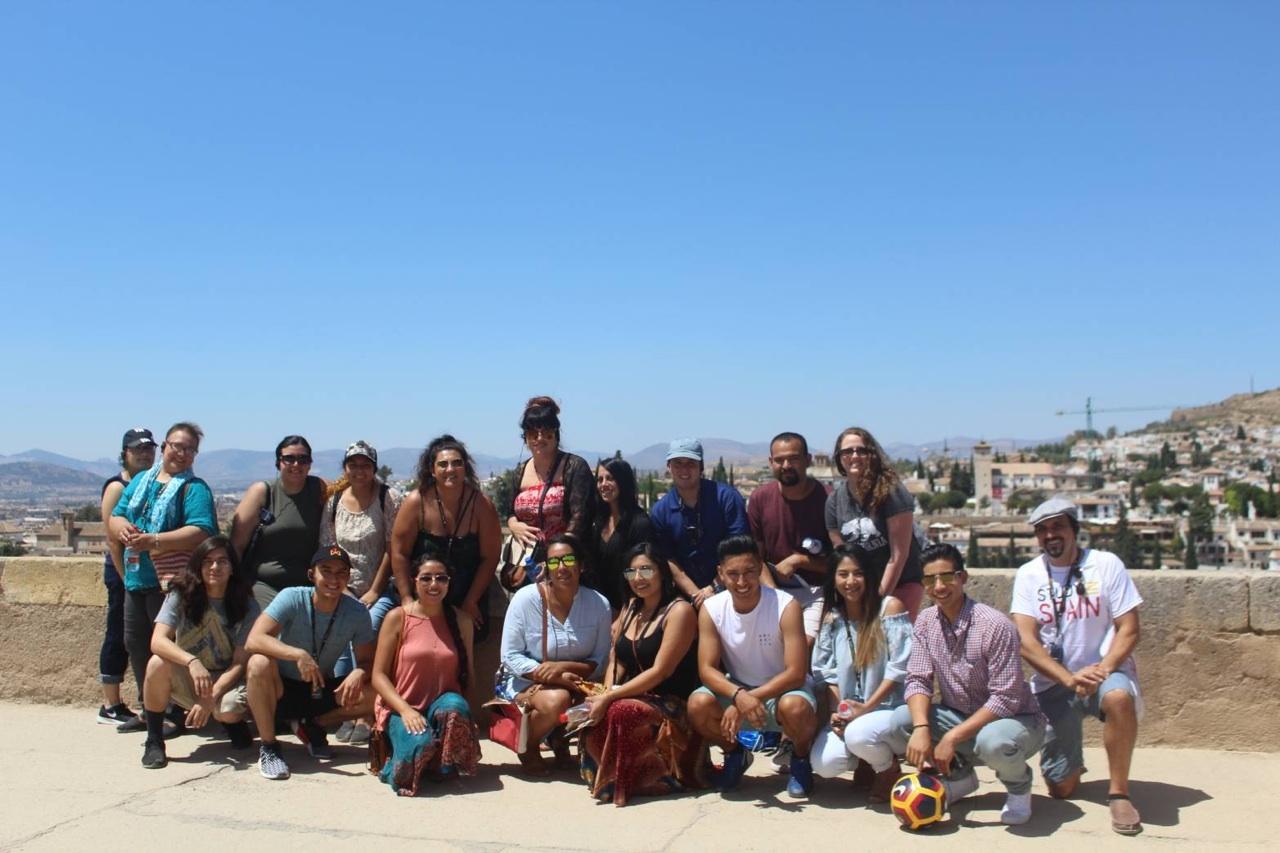 Granada summer program