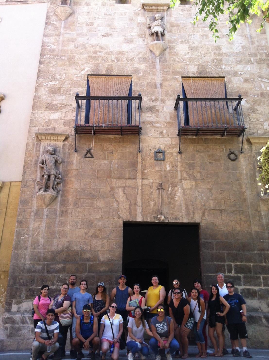 Summer program in Granada, Spain