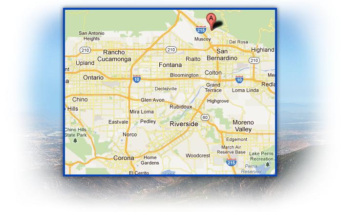 CSUSB MAP