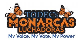 Monarcas Luchadoras - My Voice, My Vote, My Power