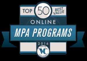 online mpa programs
