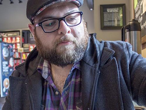 Pedro Aceves , Multimedia AssistantFor The VRC