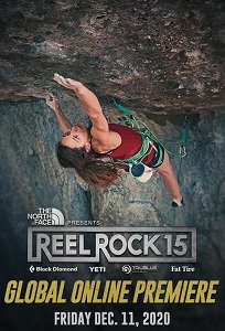 Reel Rock 15 movie poster