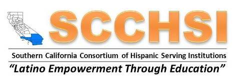 Southern California Consortium of Hispanic Serving Institutions Logo