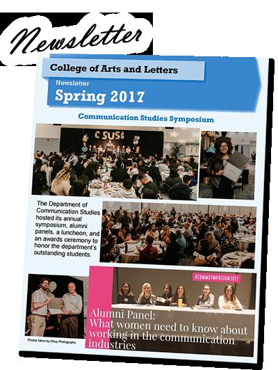 CAL Newsletter Winter 2017