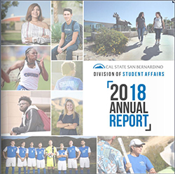 Student Affairs Annual Report 2017-18