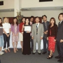 The 3rd Annual Scholarship Award and Recognition Ceremony May 21, 2002