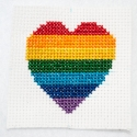 Amor's Cross-stitch