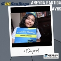 Aneyda Partida - AVHS - UCSD