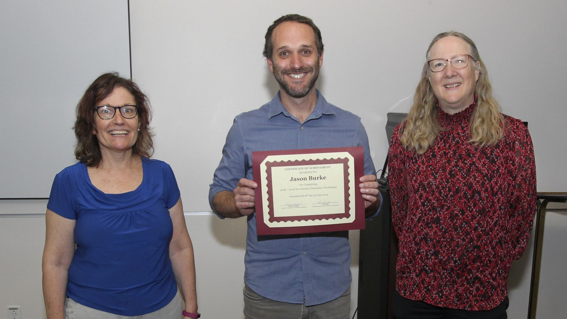 Jason Burke gets NIH grant
