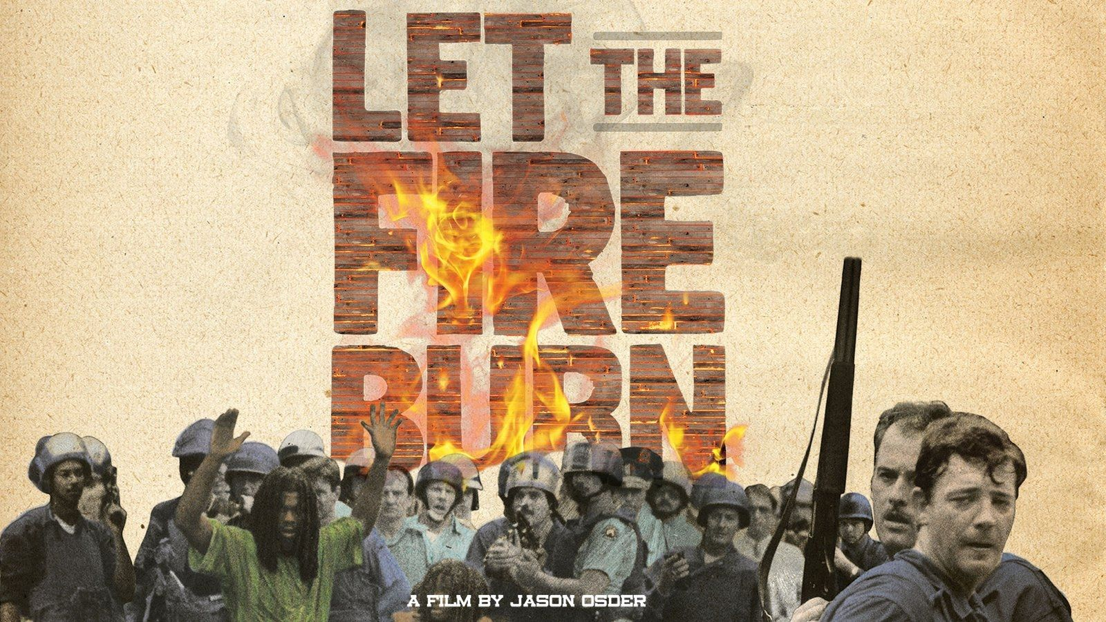 Documentary film, 'Let the Fire Burn,' topic of next Conversations on Race and Policing