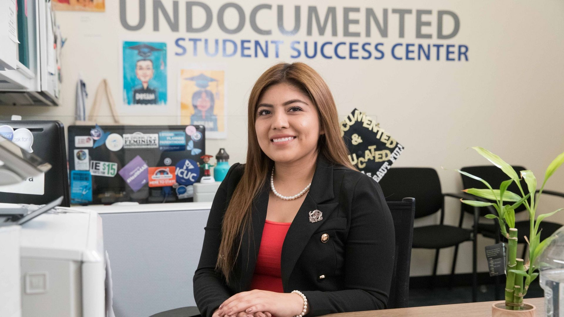 CSUSB has received a $120,000 grant from the California Campus Catalyst Fund to support the implementation and enhancement of programming and services for undocumented students and their families.