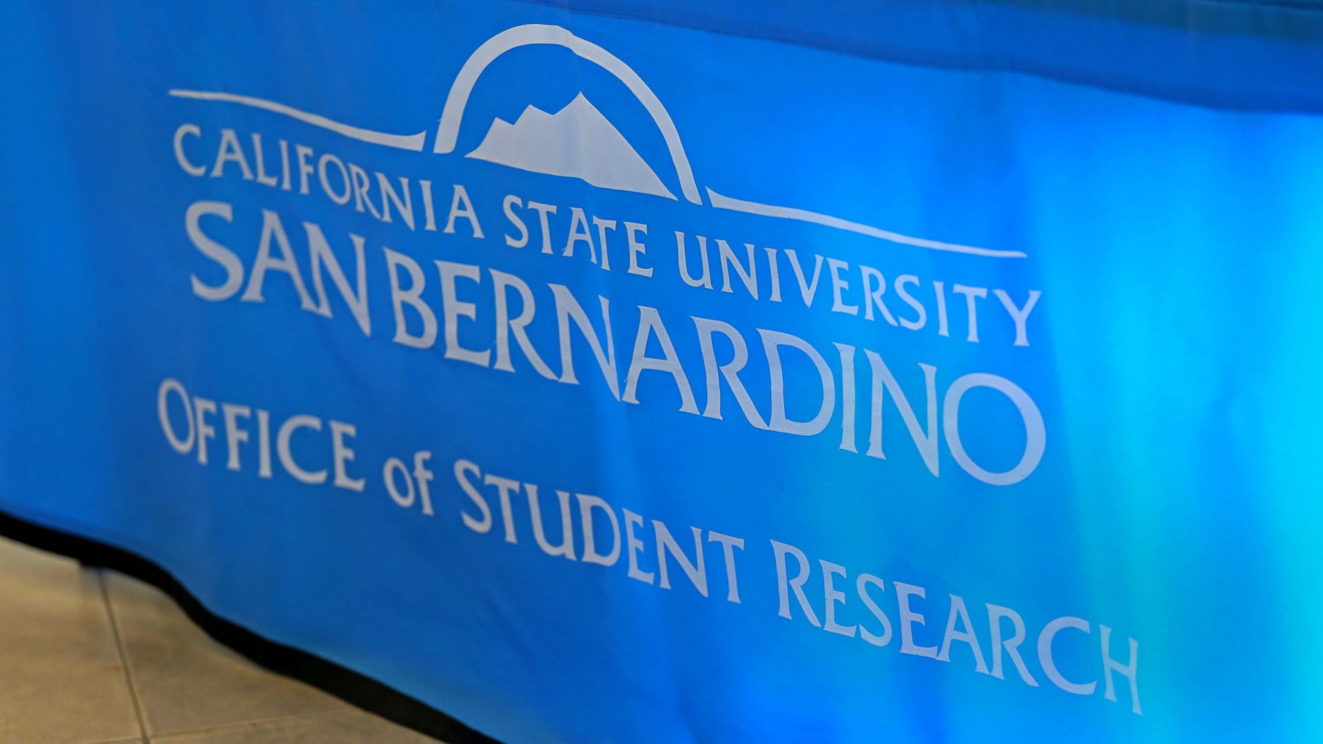 The 10 students will showcase their work at the 35th annual California State University Student Research Competition on April 30-May 1.