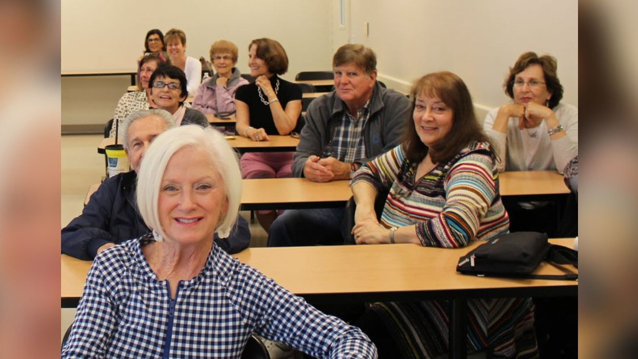 The Osher Lifelong Learning Institute at CSUSB's Palm Desert Campus is a program designed for adults 50 and older who want to experience learning for the fun of it.