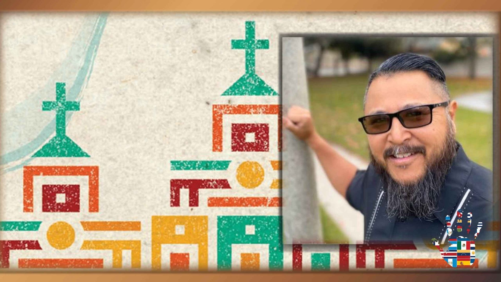 "Robert Chao Romero will discuss the ""Brown Church: Five Centuries of Latina/o Social Justice and Identity,"" at a CSUSB History Club talk on Thursday."