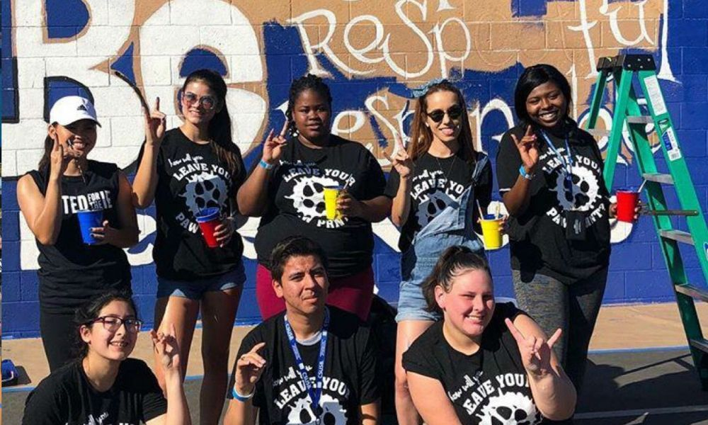 CSUSB Make A Difference Day