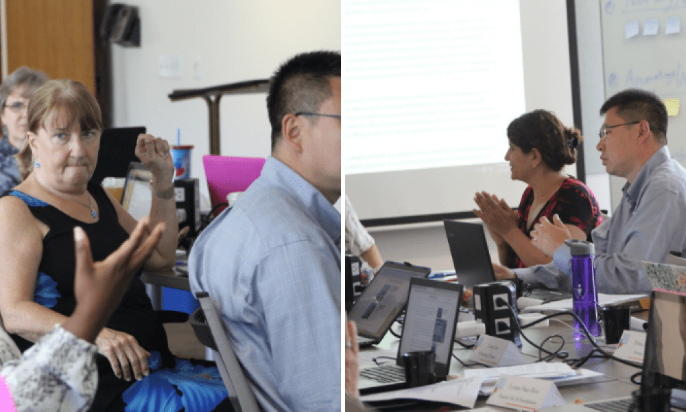 ePortfolio Summer 2019 Institute