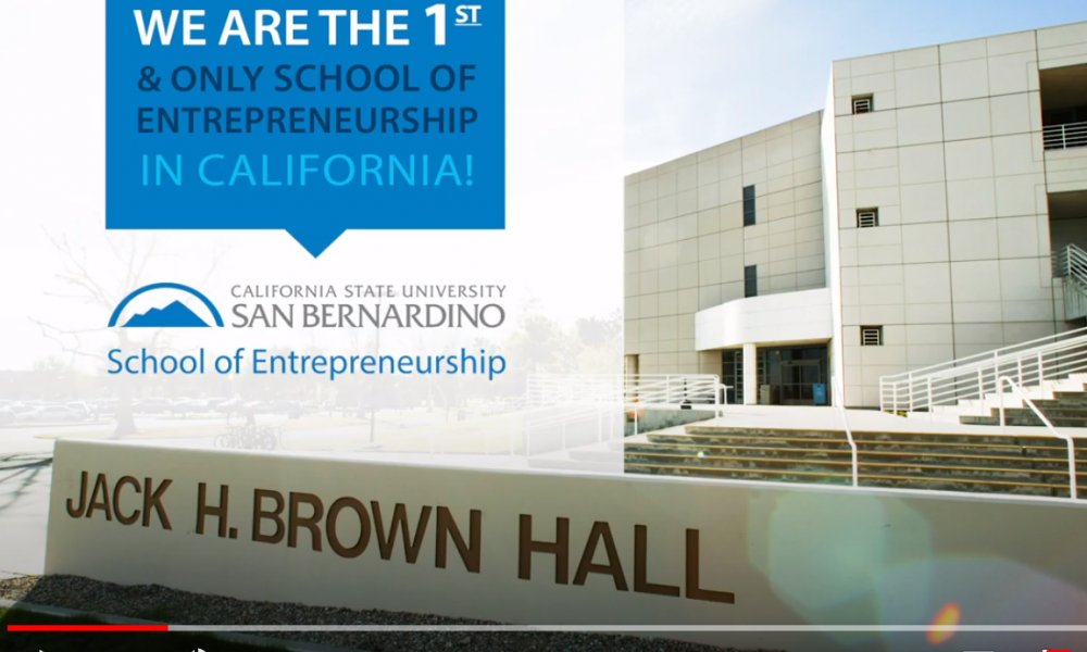 1st CA School of Entrepreneurship