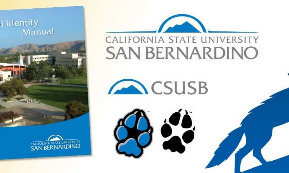 Visual Identity Manual - California State University San Bernardino