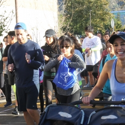 CSUSB honors student at second annual Run Like a Mother 5k