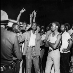 The work of the Community Alert Patrol, formed in the aftermath of the 1965 Watts Rebellion in Los Angeles, will be the topic of the next Conversations on Race and Policing, 3 p.m. Wednesday, March 17, on Zoom.
