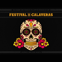 The completed calaveras for RAFFMA's Festival de Calaveras are now on virtual display on the museum's website through Oct. 15.