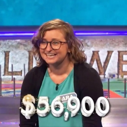Sara Callori, an associate professor of physics, competed on the game show. The episode aired on Oct. 28 on KABC 7 Los Angeles.
