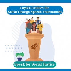 The CSUSB Department of Communication Studies will host the first Coyote Oracle Tournament on Friday, April 16.