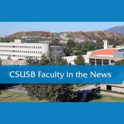 Faculty in the News