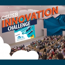 The 4th annual CSUSB Innovation Challenge on Thursday, April 22, at 4 p.m.