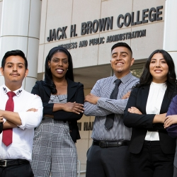 CSUSB was ranked at 117 and tied with 13 other colleges and universities out of 275 graduate public affairs/public administration programs listed.