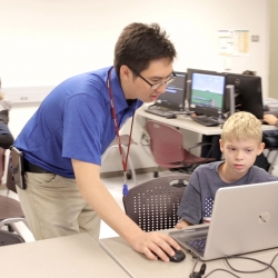 Kids that Code serves the Inland Empire by teaching children how to code, and other S.T.E.A.M. (science, technology, engineering, art, and math) projects.