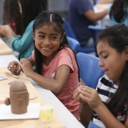 The Robert and Frances Fullerton Museum of Art presents the virtual Kids Discover Egypt workshop July 20-24, 10 a.m. to noon.