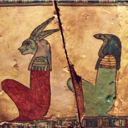 """Redeeming Demons: Coopting Demonic Forces for Good in Ancient Egypt"" will take place on Saturday, April 10, from 1:30 -3:30 p.m. (PST) on Zoom."