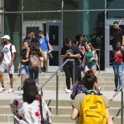 CSUSB was ranked No. 7 for social mobility according to CollegeNET's annual Social Mobility Index.