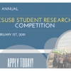 CSUSB Student Research Competition