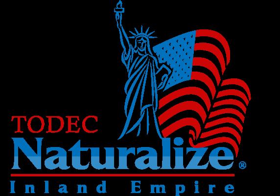 TODEC Naturalize Inland Empire