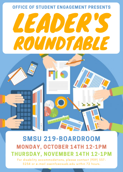 Leader's Round Table