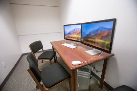 Multimedia Collaboration Room