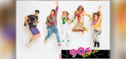 Welcome the summer and party like it's 1999