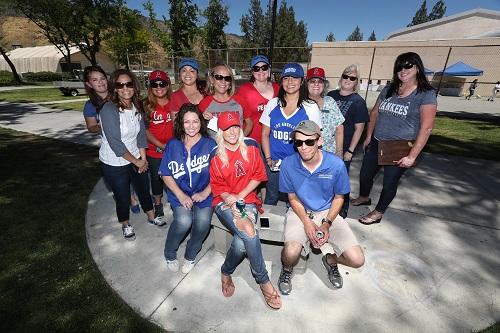 Baseball Gathering