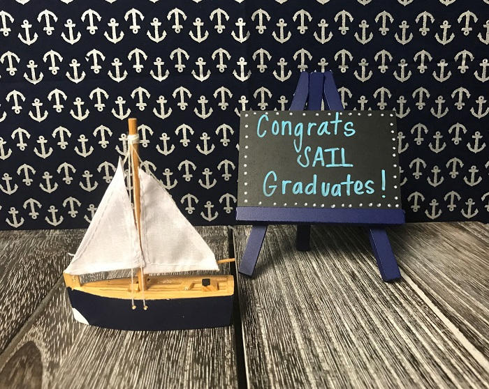 Welcome SAIL Graduates