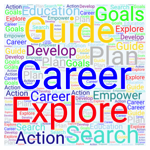 Meet with a Career Counselor page logo