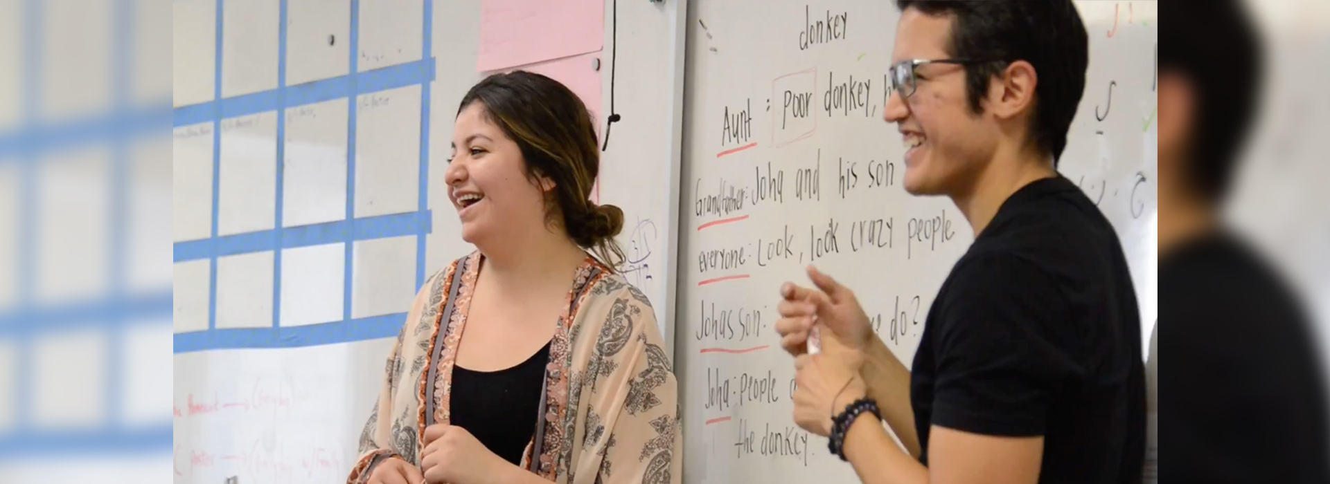 CSUSB students teach Arabic language and culture to fourth graders