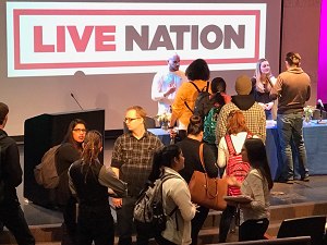 Live Nation Networking Event
