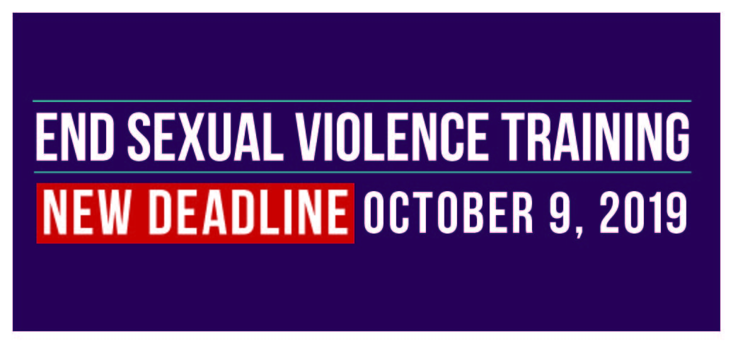 end sexual violence training